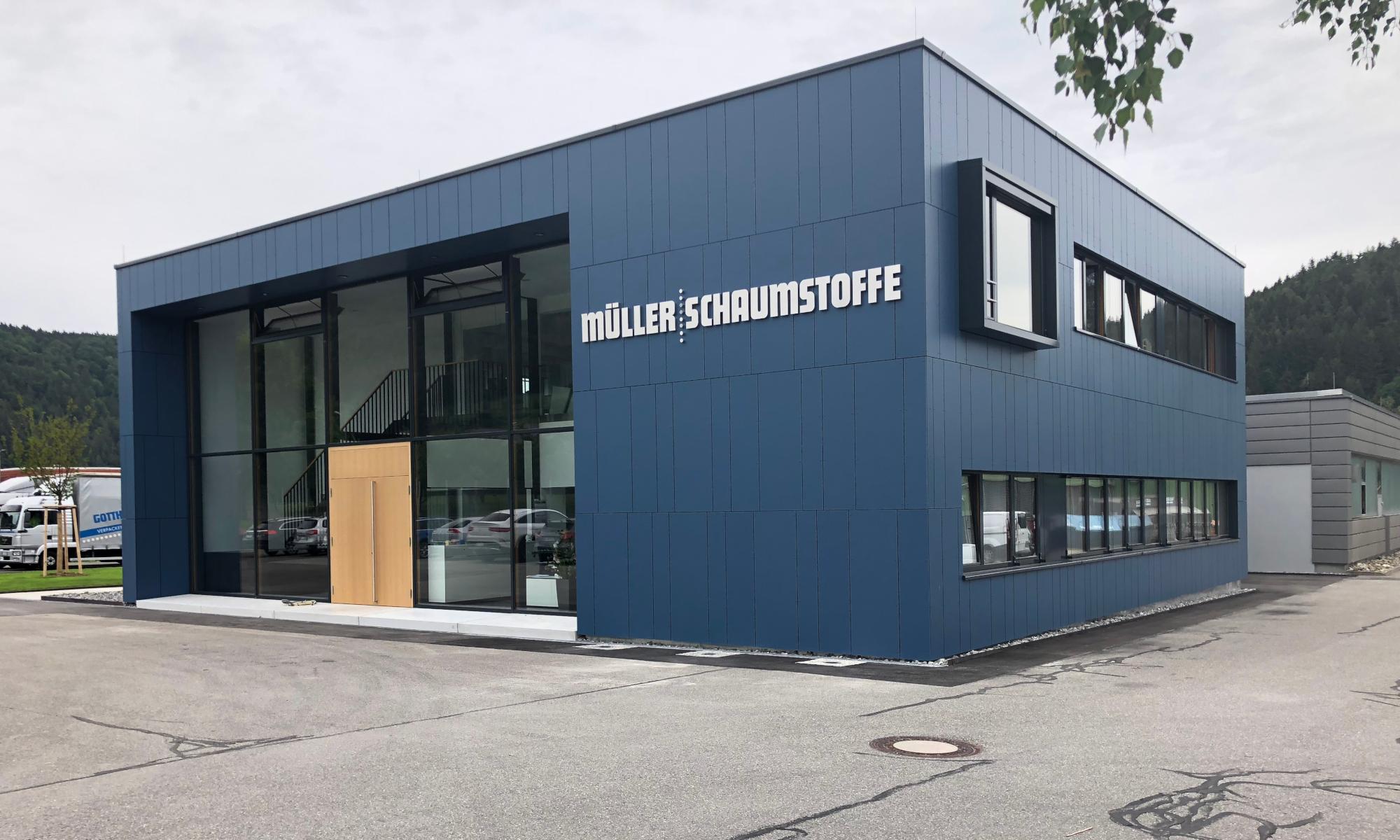 Gotthold Müller Schaumstoffe - 78570 Mühlheim an der Donau